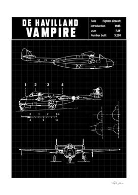 de havilland vampire