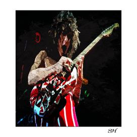 Guitarist van halen