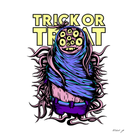 Monster Trick or Treat