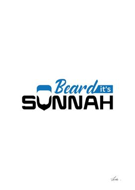 beard it's sunnah