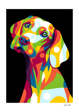 The Dog Portrait