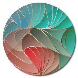 Colorful Art Deco I