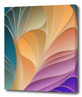 Colorful Art Deco IV