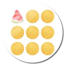 Gold Watermelon