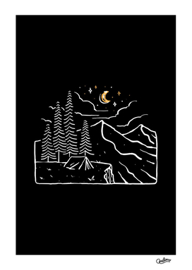 Night Cliffs