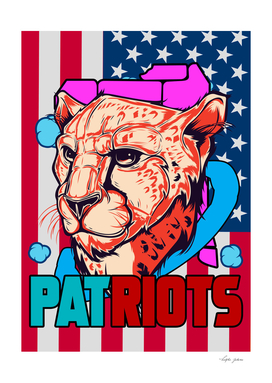 PATRIOT CHEETAH