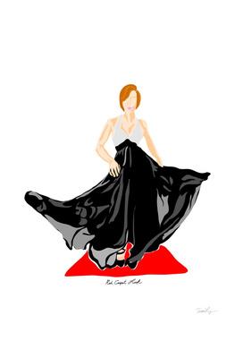 Red Carpet Look