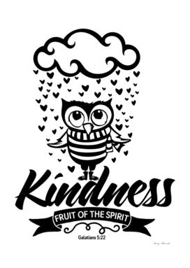 Christian print. Fruit of the spirit - Kindness.