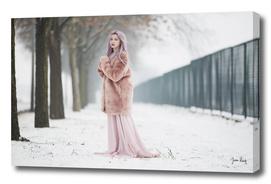 Pastel winter
