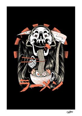 Grim Reaper Love Ramen