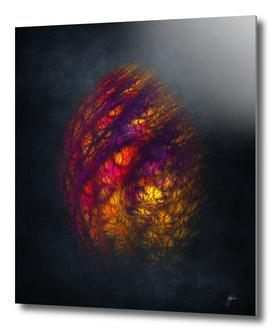fractal dragon egg