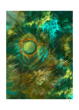 fractal green