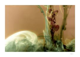 Earthly water flower