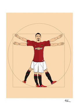 THE LEGENDARY ZLATAN