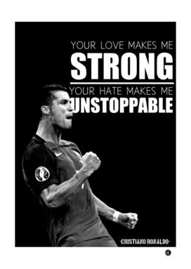 Cristiano Ronaldo Motivation