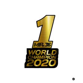 Mir 36 World champion 2020