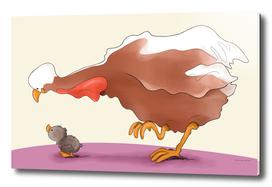 Meeting the Turkey