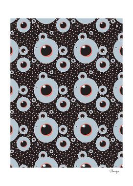 Fish eye black