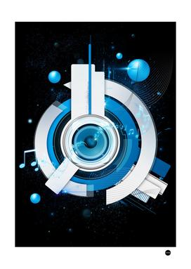 Music Beacon Space Speaker Design