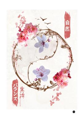 Eternal Balance Yin Yang Design