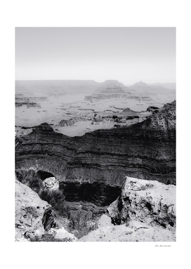 mountain desert at Grand Canyon national park