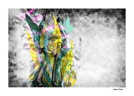 Sculpture angels women