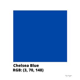 Chelsea Blue RGB
