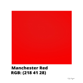 Manchester Red RGB