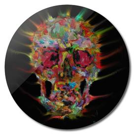 Skull Halloween sweets