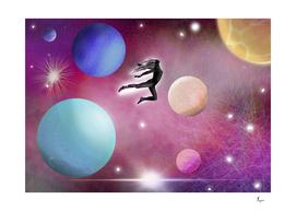 Dancing among planets