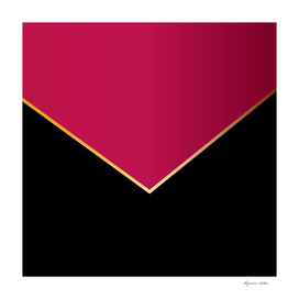 Ruby Modern Abstract