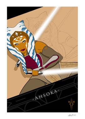 AHSOKA TANO (SKETCH)