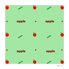 pattern apple