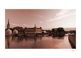 Stockholm afternoon