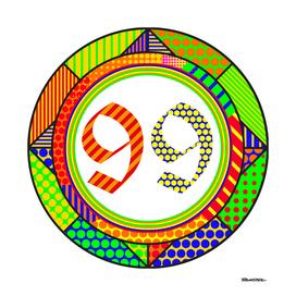 Circle OLD ENGLISH Modern - 1999 - Pop Art