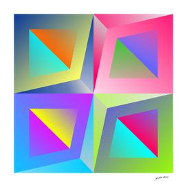 Abstract Digital Art-Composición- 4228 NM Copyright