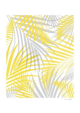 Illuminating Ultimate Gray Palm Leaves Dream 2
