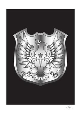 Black Clover silver eagle