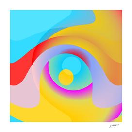 Abstract Digital Art-conposition-4251 N Copyright