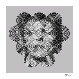 Bowie stripes
