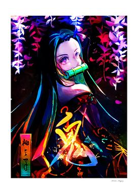 Sensual Nezuko
