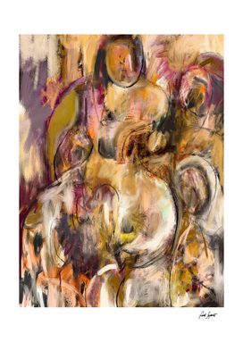 Abstract Figurative