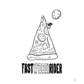 Fast(food) Rider
