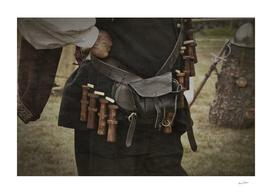 Milizia Paesana, particolare 4