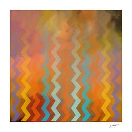 Digital Art-Geometric composition-4281 N Copyright