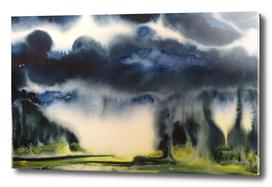 La déluge - thunderstorm
