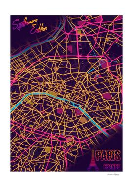 PARIS Synthwave Edition