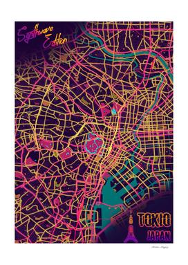 Tokio Synthwave Edition