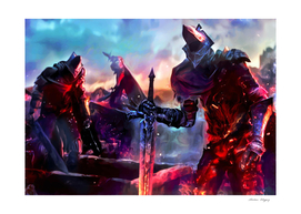 Abyss Watcher color