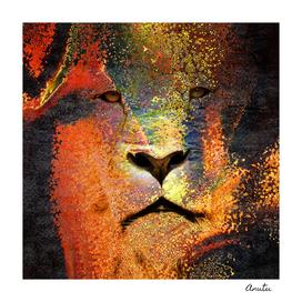 Lion Spirit Jungle Roarrr